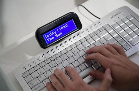Слепое печатание на клавиатуре