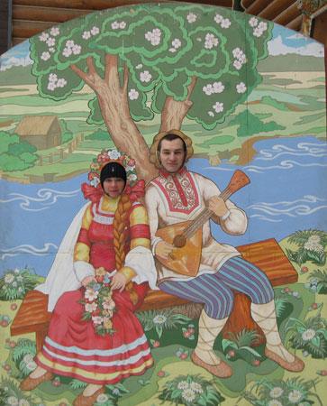 Мы ходили в Измайловский