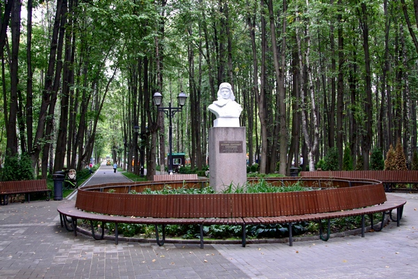 В Бабушкинском парке