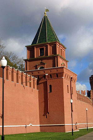 Петровская башня Московского Кремля