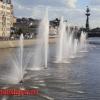 Болотная площадь, фонтаны