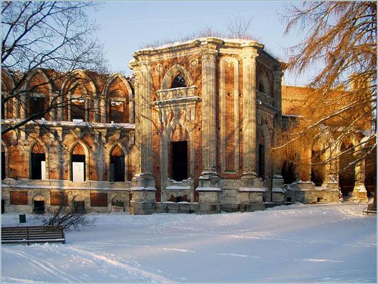 Усадьба Царицыно 2005 год