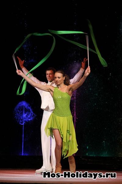 Цирк Варьете на льду, Блистающий мир