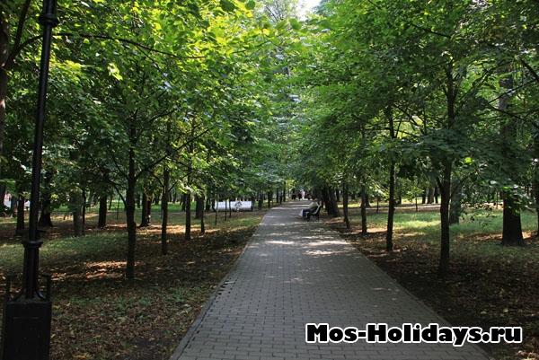 Фото из Екатерининского парка