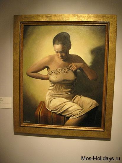 Фотография из Галереи искусства стран Европы и Америки XIX-XX вв