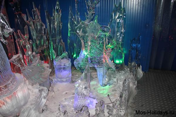 Ледяные Емеля и щука