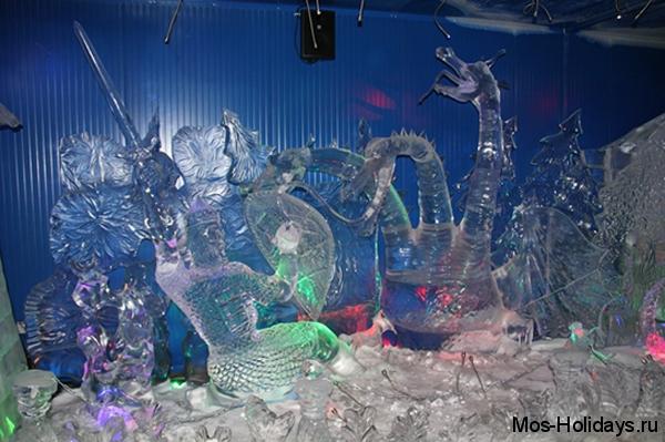 Выставка ледовых