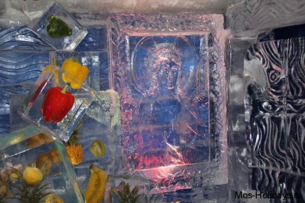 Музей ледных скульптур на Красной Пресне