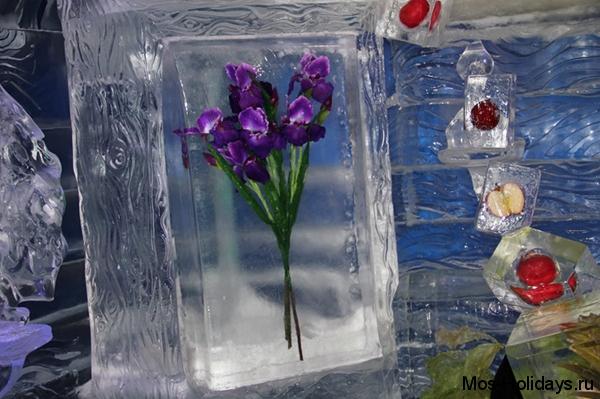 Музей ледяных скульптур на Красной Пресне