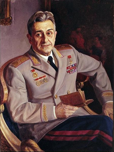Картина из галереи А.Шилова в Москве