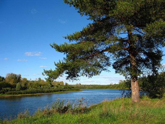 На реке Чепце