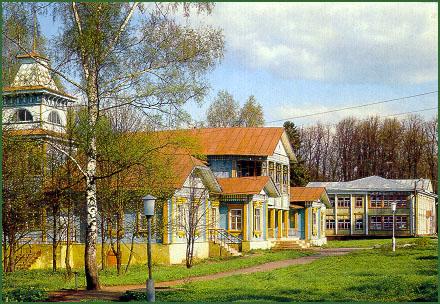 Усадьба Хмельницы Ивановской области