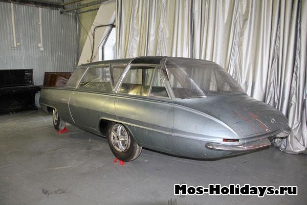 Эта машина считалась автомобилем будущего