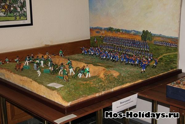 Выставка, посвященная 200-летию Отечественной войны 1812 года
