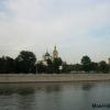 На теплоходе по Москве-реке