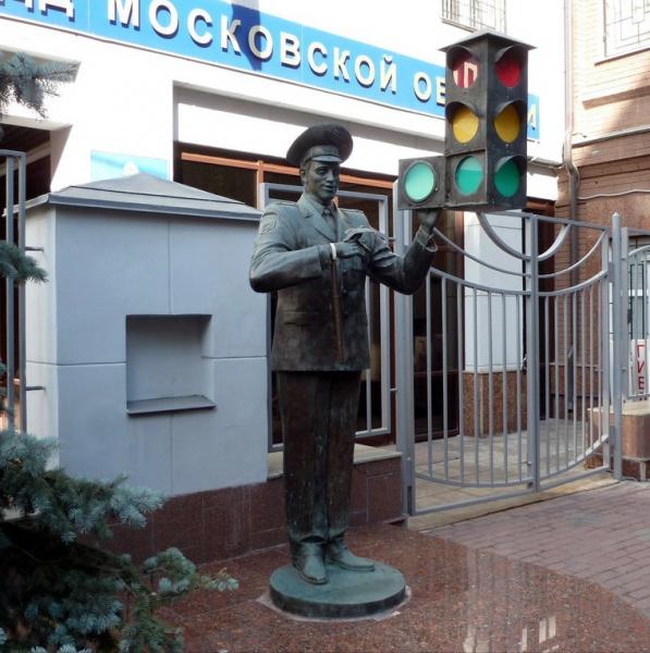 Памятник дяде Степе