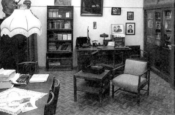 Дом на Набережной