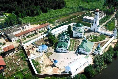 Раифский богородицкий епархиальный мужской монастырь