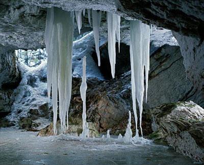 Пинежские пещеры