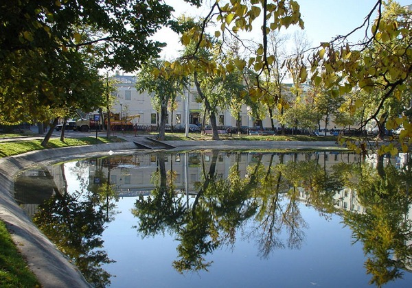 Чистые пруды, Москва