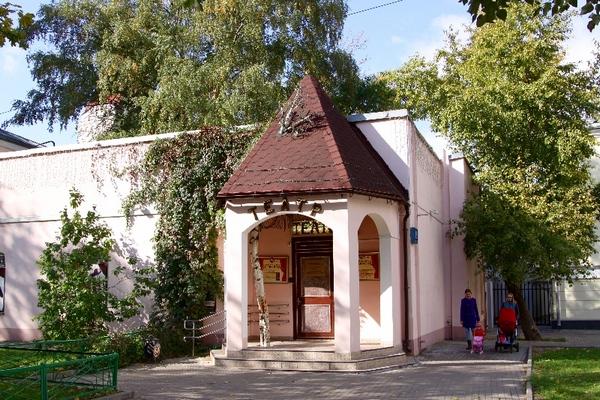 Детский театр в Таганском парке