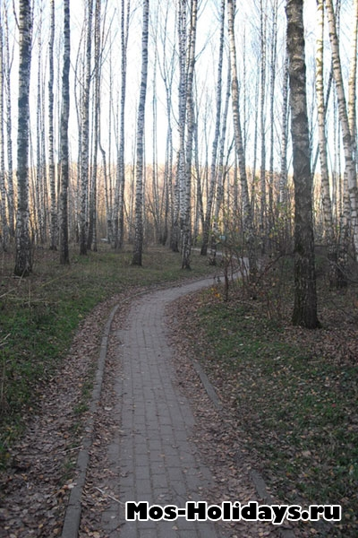 Парк в Тропарево