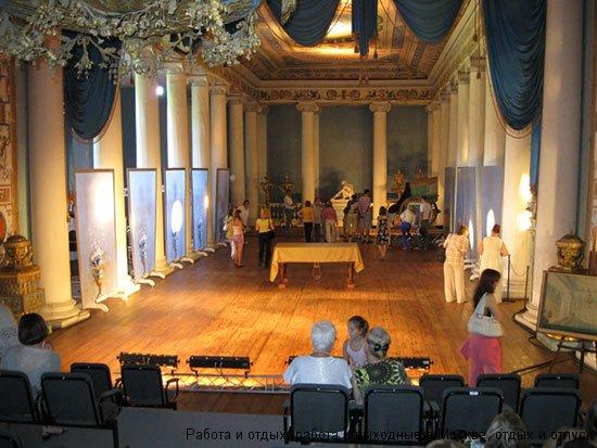 Театр в Усадьбе Останкино