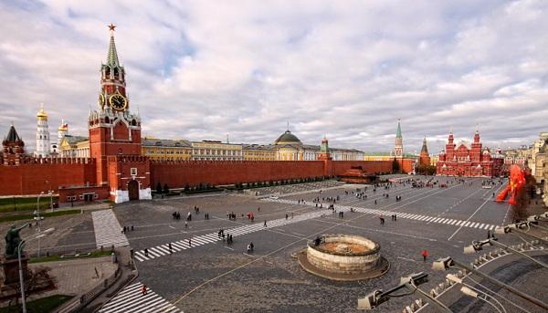 Лобное место в Москве на Красной площади