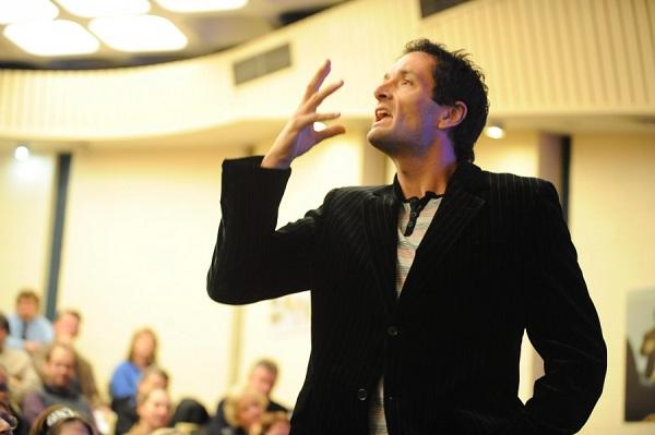 Ораторское искусство 21 октября