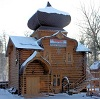 Посетите в Новый год усадьбу Деда Мороза в Кузьминках!