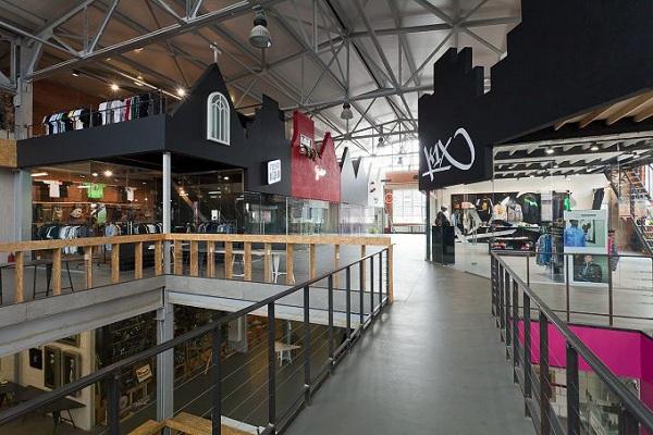Дизайн завод флакон как добраться на метро
