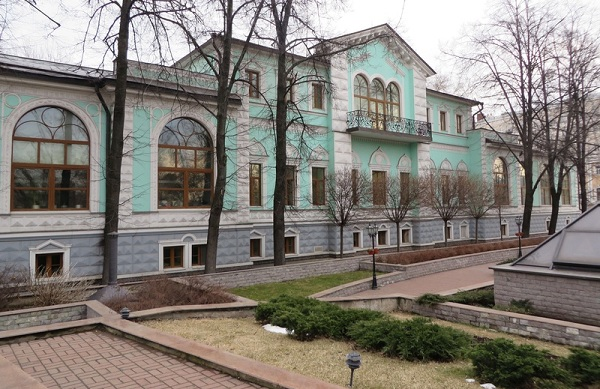 Морозовский сад на Ивановской горке