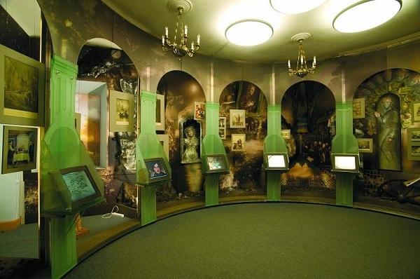 Музей Гоголя. Мистика и реальность