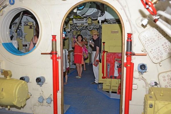 музей подводных лодок в москве