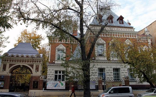 Биологический музей Тимирязева