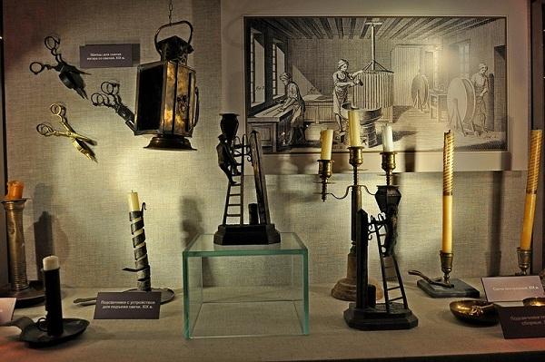 Музей осветительных приборов «Огни Москвы»