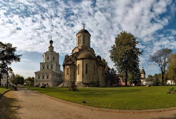 Экскурсия на автобусе «Древнейшие монастыри Москвы»