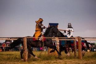 Фестиваль европейского средневековья «Ritter Weg – 2015»