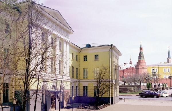 Государственный геологический музей им. В. И. Вернадского РАН