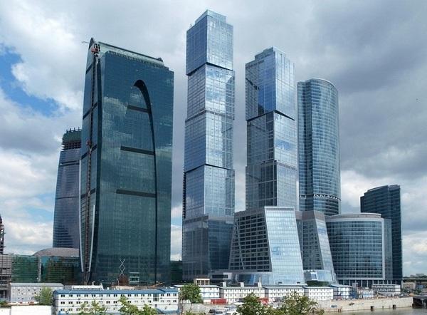 Экскурсия на 56-й этаж смотровой площадки «Москва-Сити