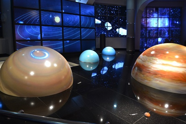 Экскурсия «Планетарий» в Детском центре «ИнноПарк»