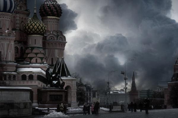 Экскурсия «По следам московских привидений»