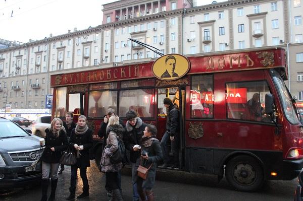 Экскурсия на трамвае «302-БиС» «Булгаков и его эпоха»