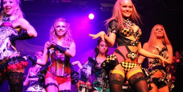 Цирковой мюзикл для взрослых «Сколько $тоит любовь?» в Ray Just Arena