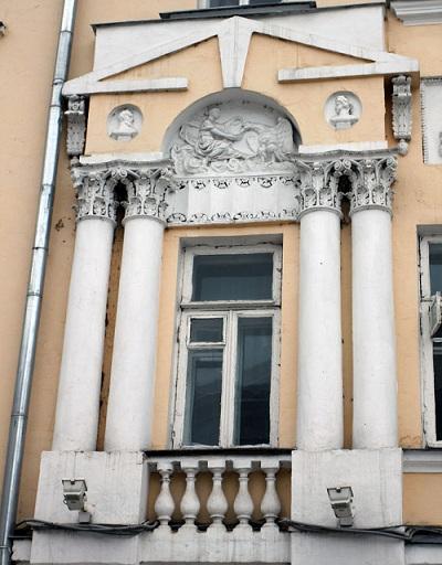 Особняк Демидовых в Большом Толмачевском переулке