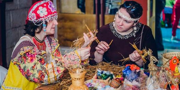 Фестиваль женских ремесел в «Этномире»