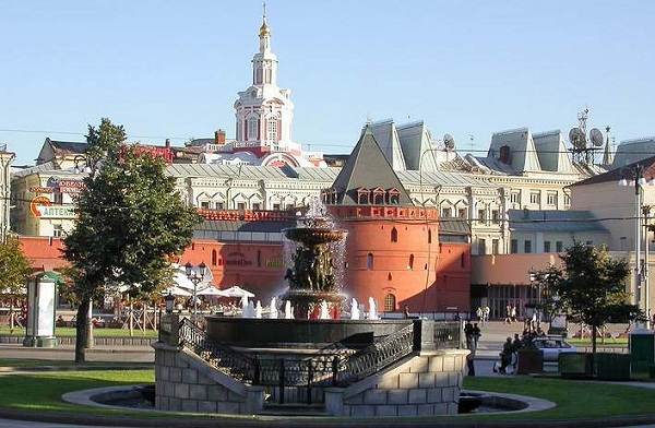 Картинки по запросу фото китай-города в москве