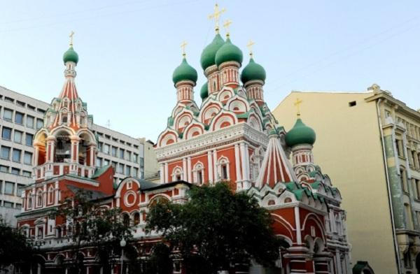 Район Москвы «Китай-город»