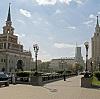 Комсомольская площадь («Площадь трёх вокзалов»)