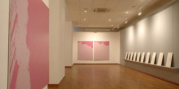 Выставка Виктора Алимпиева «Лучистая»